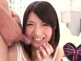 Cock sucking Kokoha Mizuki in superb amateur show picture 14