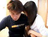 Misato Lovely Asian teacher is giving private lessons