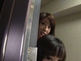 Lovely Japanese teens are horny for some cock