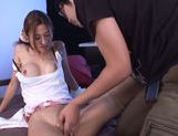Adorable skinny Akari Asahina loves hardcore fuck scenes picture 10