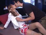Adorable skinny Akari Asahina loves hardcore fuck scenes picture 5