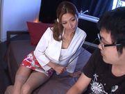 Adorable skinny Akari Asahina loves hardcore fuck scenes