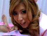 Haru Sakuraba Naughty Asian nurse sucks cockhot asian pussy, japanese porn}