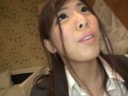 Horny teen Kokoa Kanda receives intense pleasure