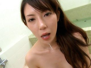 Asian babe is a hot married secretary