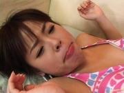 Hinata Seto Lovely and amazing Asian girl