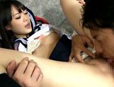 Savoury Asian teen Kokoro Harumiya likes to lick hard cocksfucking asian, japanese porn, young asian}