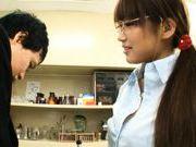 Kirara Kurokawa Sweet Asian teacher is a hottie