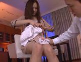 Stunner with sexy body Yukina Momota gets amazed by hot sex