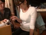 Tied up Japanese teen moans from hardcore dildo insertion picture 7
