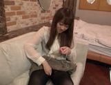 Sexy japanese model gets fucked really hard picture 10