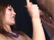 Skilled MILF Shinju Murasaki Gives Her Best Handjob