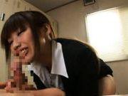 Kirara Kurokawa Busty Asian teacher