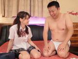 Nice teen Rina Ozawa likes to have hard sex picture 2