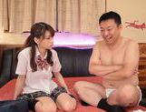 Nice teen Rina Ozawa likes to have hard sex