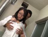 Busty Kaede Niiyama gets hard pounded in hardcore picture 7