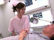 Juicy milf Sayuki Kanno enjoys tit fuck and pussy banging