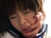 Hinata Seto Lovely Asian schoolgirl