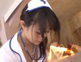 Kokoro Harumiya hot Asian chick in cosplay sex action picture 12