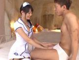 Kokoro Harumiya hot Asian chick in cosplay sex action picture 4
