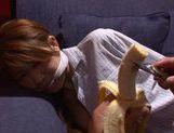 Hottest kinky action with Yuuka Minase bondage action