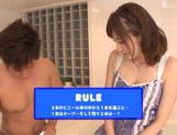 Lovely Yuma Asami receives a nice rear fucking picture 4