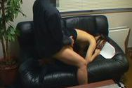 Japanese office lady has some hot sex actionasian tits, huge tits