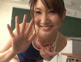 Mikuni Maisaki Japanese schoolgirl has sex