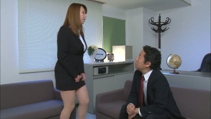 Lustful Asian mature teacher Yumi Kazama is a passionate cock lover picture 10