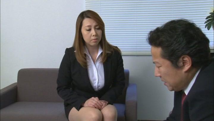 Lustful Asian mature teacher Yumi Kazama is a passionate cock lover