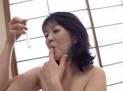 Amazing Tokyo mature chick Hitomi Enjou rides boner