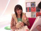 Arousing Ruri Nanasawa loves to dominate picture 12