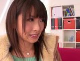 Arousing Ruri Nanasawa loves to dominate picture 9