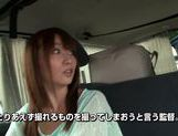 Naughty Hana Nonoka enjoys solo masturbation picture 14