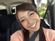 Enjoy hardcore bang bus action with Japanese model