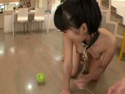 Skinny Kana Yune enjoys being dominated in hard porn
