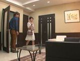 Hot Norika Serizawa gets hard stimulated picture 1