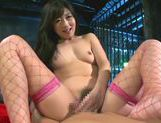 Alluring Asian milf Hibiki Ohtsuki engulfs and rides peckercute asian, fucking asian}