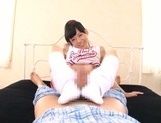 Mirai loves to play with cock in her free time picture 13