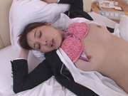 Young stewardess Tatsumi Yui experiences head fuck and cock ridingasian girls, horny asian}