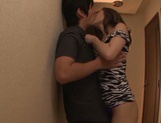 Misa Kudou receives tasty dick in her holes picture 7
