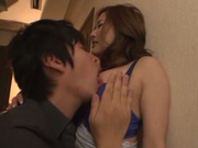 Misa Kudou receives tasty dick in her holes