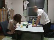 Teen with superb ass Minami Oshiro gets drilled hard