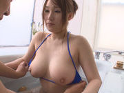 Busty Hikari Arimai enjoys massive masturbation scenejapanese sex, japanese porn}