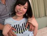 Marvelous Asian teen Kaoru Inaba hardcore doggy style picture 10