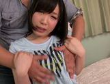 Marvelous Asian teen Kaoru Inaba hardcore doggy style picture 8