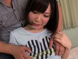 Marvelous Asian teen Kaoru Inaba hardcore doggy style picture 9