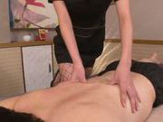 POV massage with hot Asian MILF Rin Sakuragi