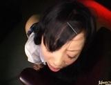 Rui Imanaka Lovely Asian doll enjoys rear fucking