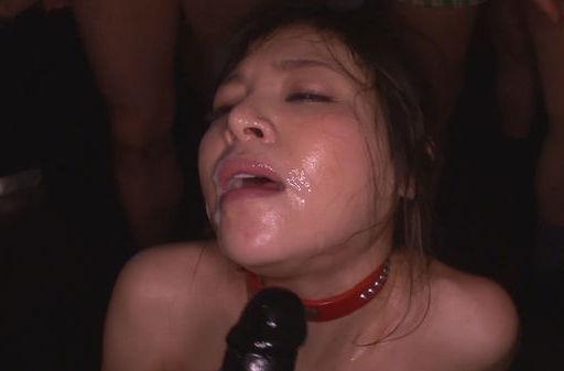 Wild Asian milf Erina Fujisaki in a hardcore blow bang